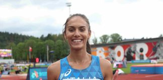 Dalia Kaddari (Foto Fidal Colombo)