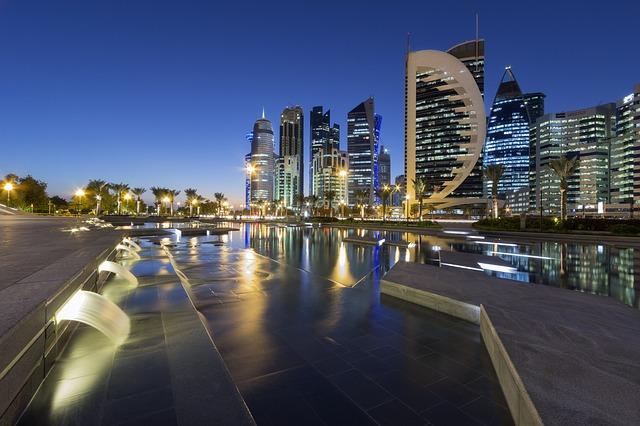 Doha (foto libera da diritti)