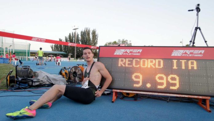 Filippo Tortu (Madrid foto Sprint Academy)