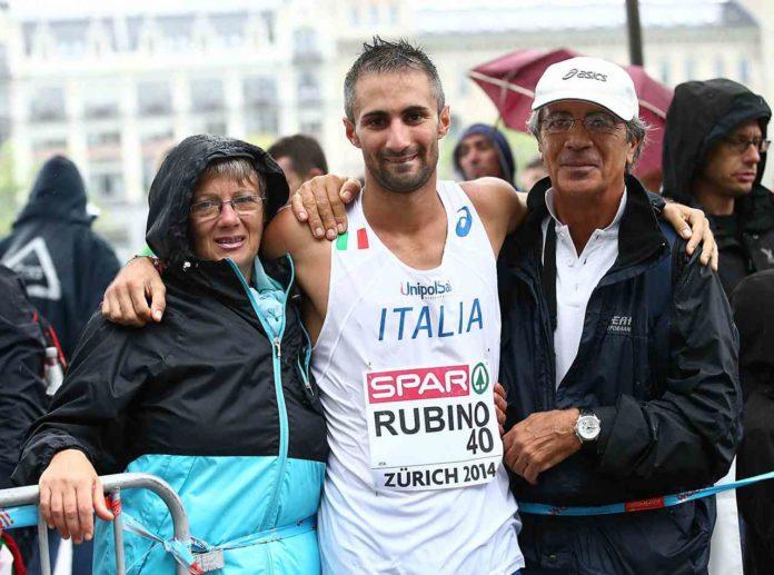Giorgio Rubino (Foto Fidal Colombo)