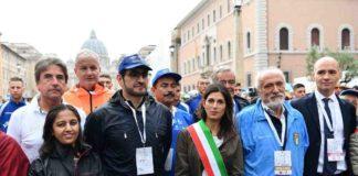 Mezza Maratona Roma Via Pacis (Foto Fidal Colombo)