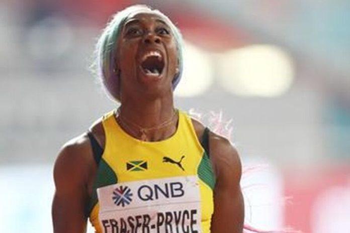 Shelly Ann Fraser-Pryce (foto iaaf.org)