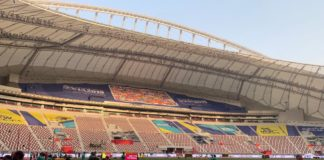 Stadio Doha (Foto Sprint Academy)