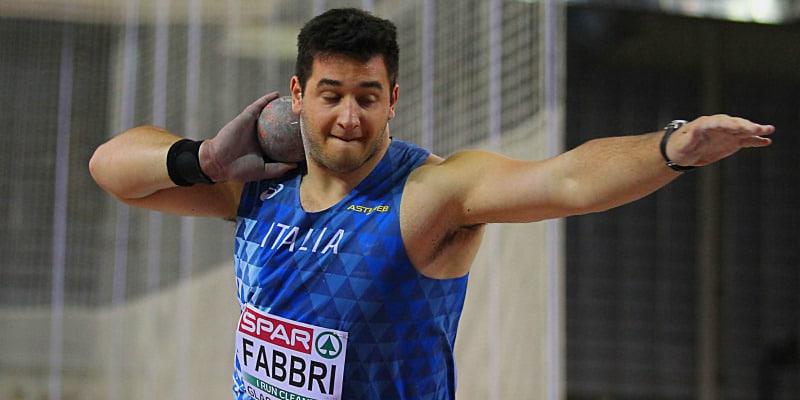 Leonardo Fabbri 2019