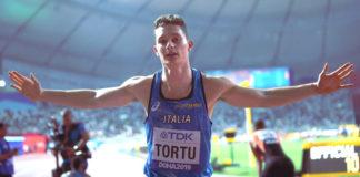 Filippo Tortu Doha 2019