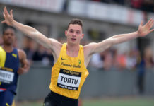 Filippo Tortu (foto Colombo/Sprint Academy)