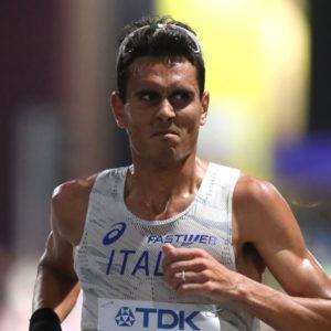 Daniele Meucci Doha 2019