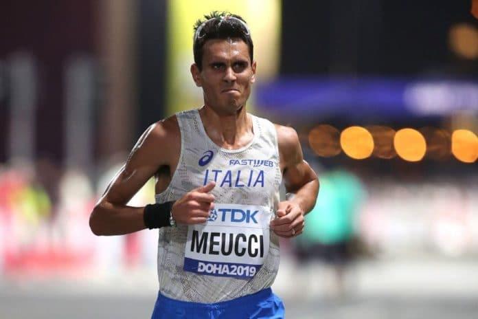 Daniele Meucci Doha (Foto Colombo Fidal)