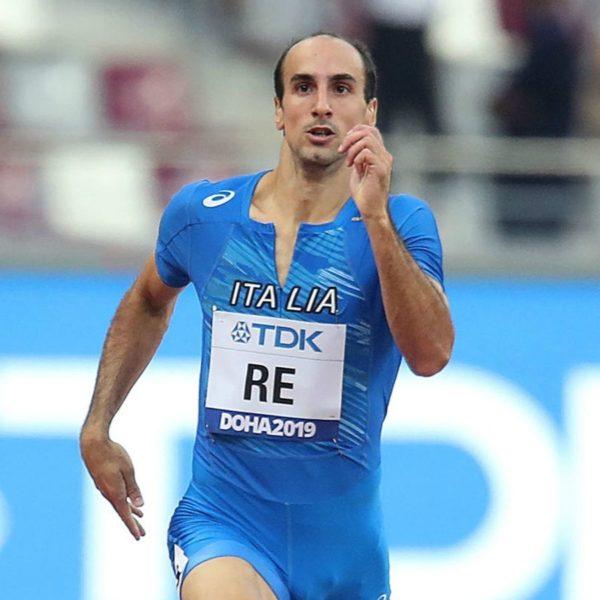 Davide Re Doha (Foto Colombo Fidal)