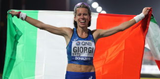 Eleonora Anna Giorgi Doha 2019