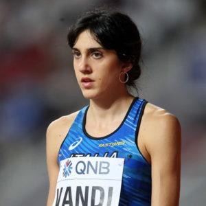 Eleonora Vandi Doha 2019