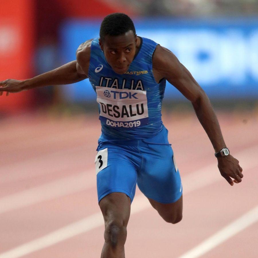 Fausto Desalu Doha (Foto Colombo Fidal)