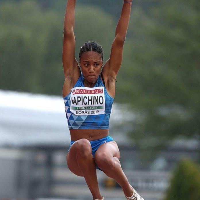 Larissa Iapichino (Foto Colombo Fida)