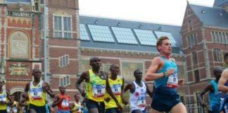 Maratona Amsterdam (Foto VIVIAmsterdam.it)