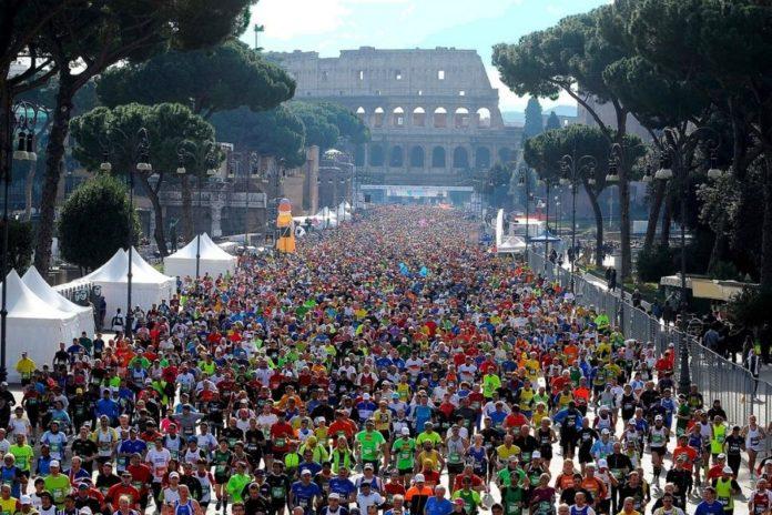 Maratona Roma (foto organizzatori)