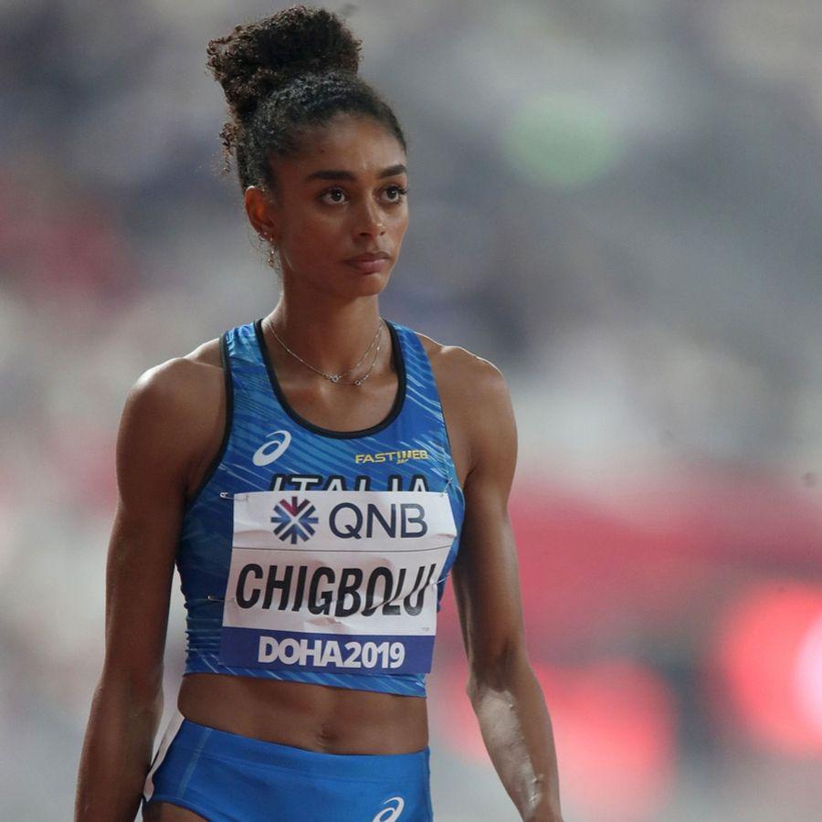 Maria Benedicta Chigbolu Doha (Foto Colombo Fidal)