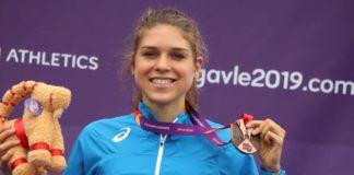 Marta Zenoni - Gavle (Foto Colombo Fidal)