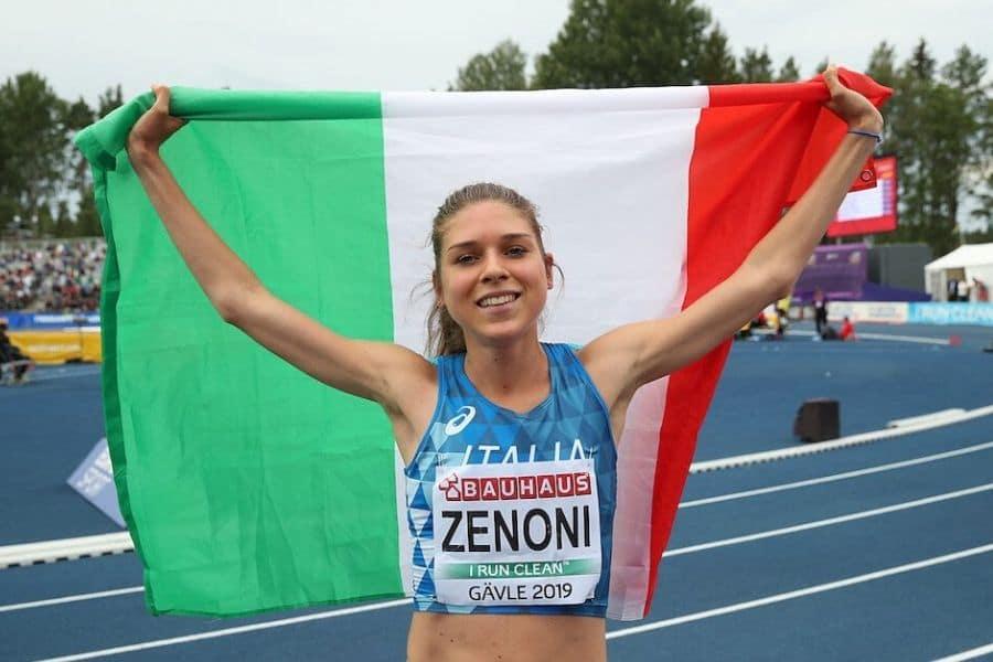 Marta Zenoni - Gavle (Foto Fidal)