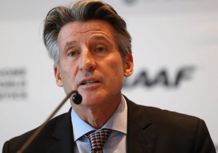 Sebastian Coe (foto independent.co.uk)