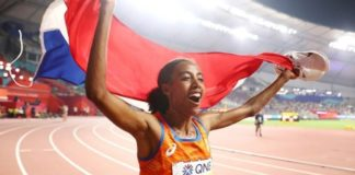 Sifan Hassan - Doha (Foto European Athletics)