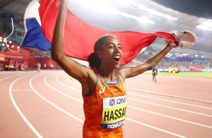 Sifan Hassan - Doha (Foto European Athletics)