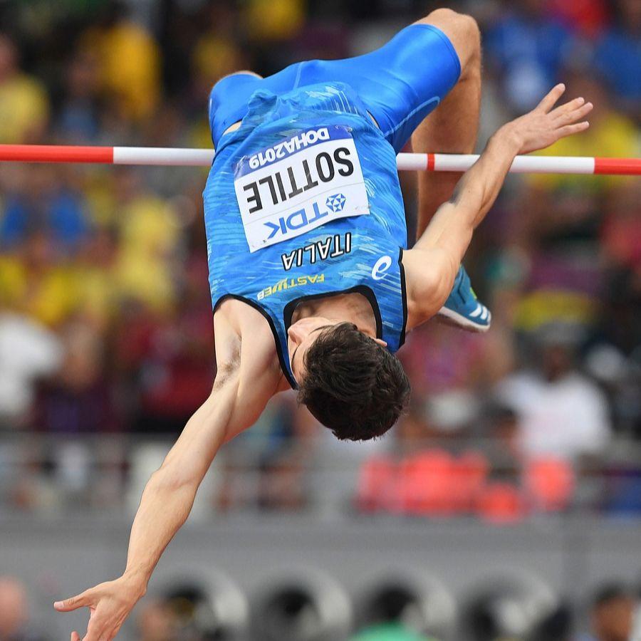 Stefano Sottile - Doha (Foto Colombo Fidal)