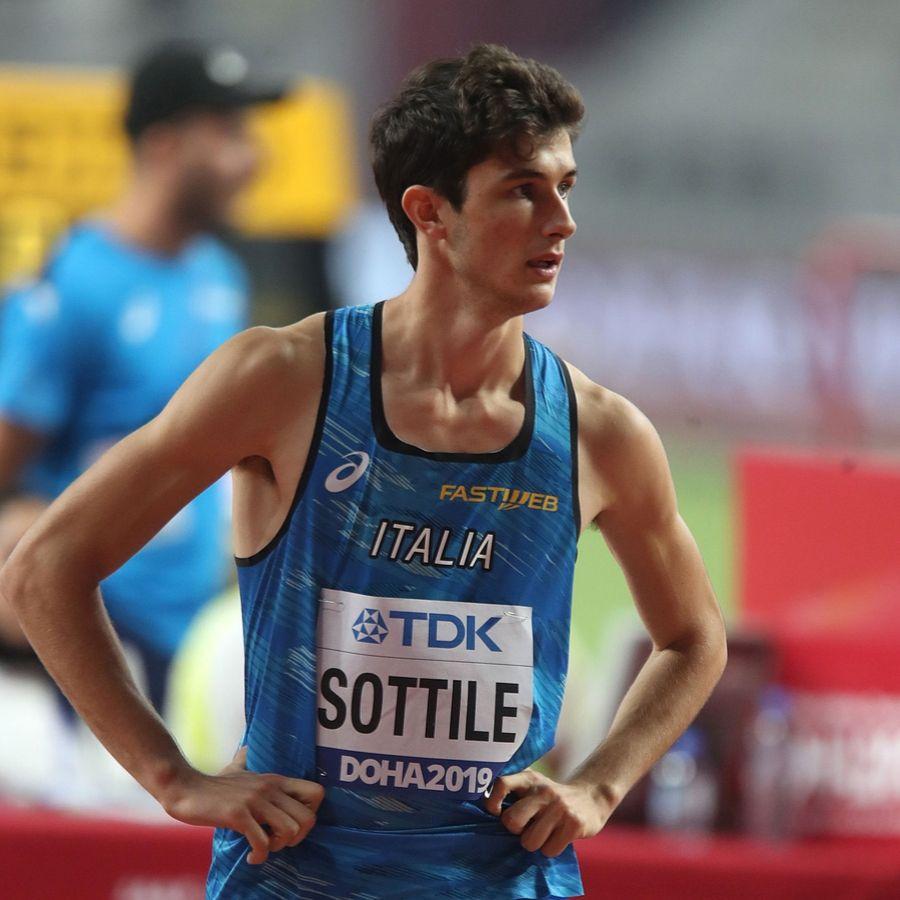 Stefano Sottile Doha (Foto Colombo Fidal)