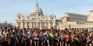 Corsa dei Santi Roma