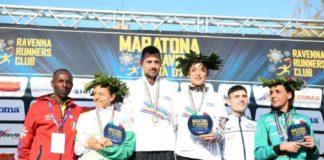 Maratona Ravenna 2019 (Foto Ricci Fidal)