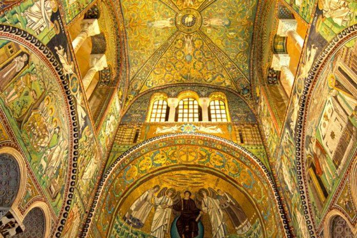 Mosaici Ravenna San Vitale (foto turismo.ra.it)