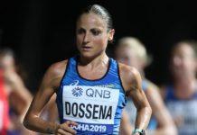 Sara Dossena (Foto Colombo/FIDAL)