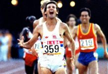 Sebastian Coe (foto athletics weekly)