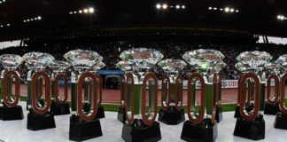 Trofei Diamond League (foto diamondleague.com)