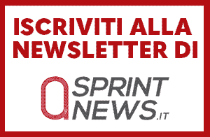Iscriviti alla newsletter di SprintNews.it