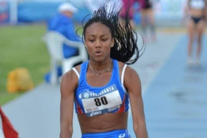 Larissa Iapichino (foto Fox Sports)
