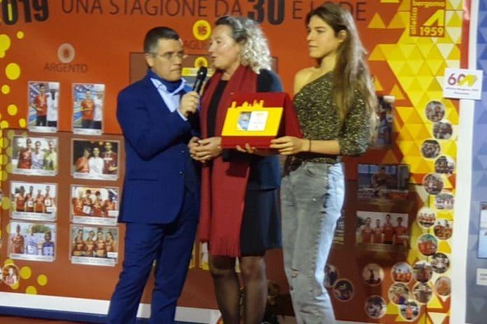 Marta Zenoni - Gabriella Dorio ( Foto SprintAcademy)