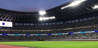 Stadio Olimpico Tokio interno (foto Gazzetta.it)