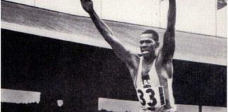 Adhemar Ferreira da Silva (foto d'epoca)