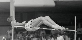 Dick Fosbury (foto Zeta Vision)