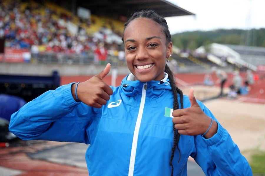 Larissa Iapichino (foto FIDAL Colombo)