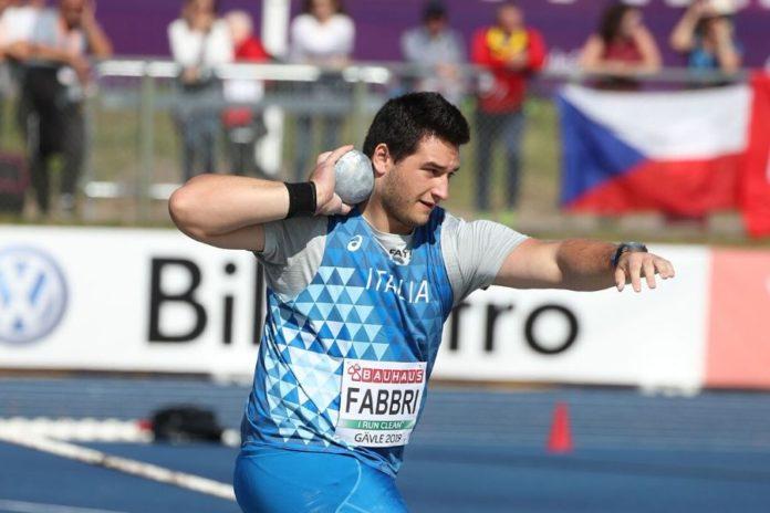 Leonardo Fabbri (foto FIDAL)