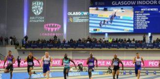 Palaindoor Glasgow (foto athletics weekly)