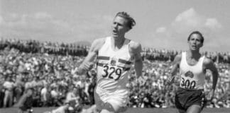 Roger Bannister (foto world in sport)