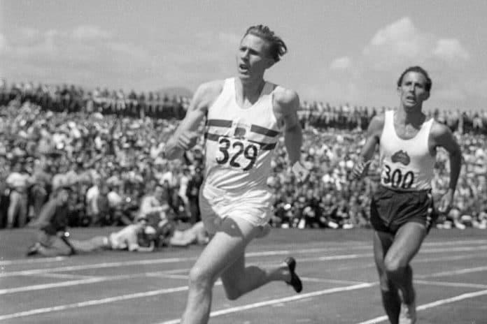 Roger Bannister (foto world in sport)