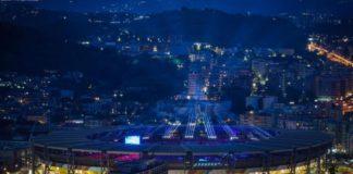 San Paolo Napoli (foto organizzatori Universiadi)