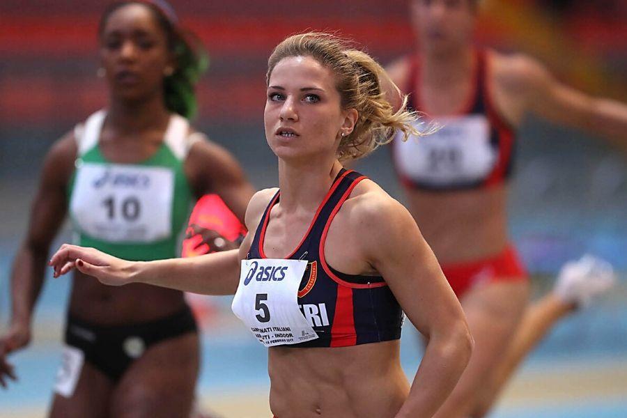 Anna Bongiorni (foto FIDAL Colombo)
