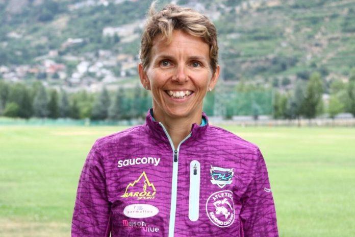 Catherine Bertone ( foto Running Charlotte)