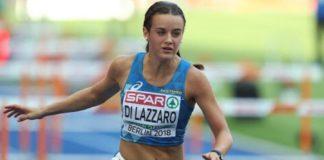 Elisa Di Lazzaro (foto FIDAL)