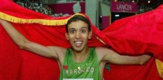 Hicham El Guerrouj (foto Morocco World News)
