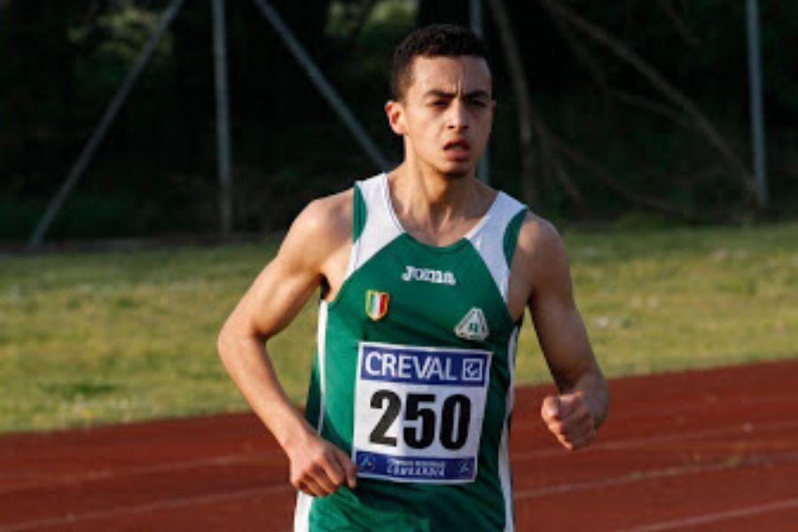 Iliass Aouani (foto San Rocchino)
